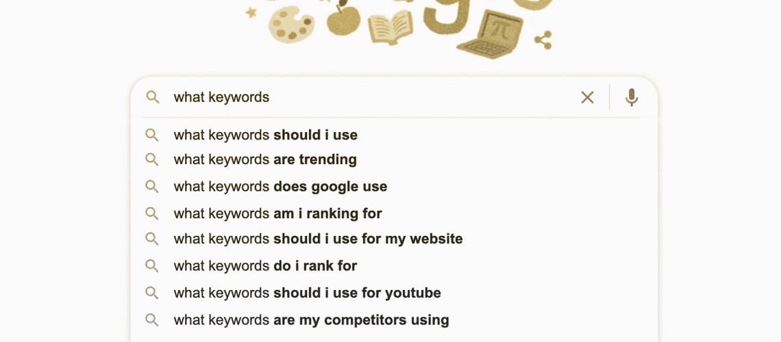 Google_SuggestedKeywords